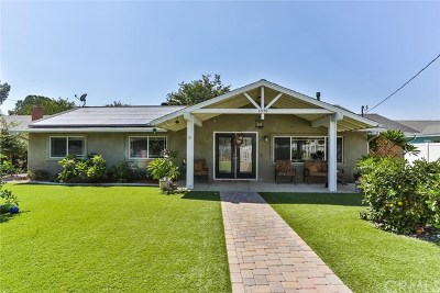 Norco Single Family Home For Sale: 4540 Temescal Avenue