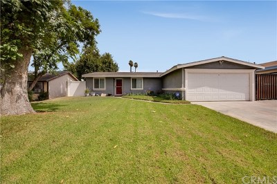 Corona Single Family Home For Sale: 3557 Briarvale Street