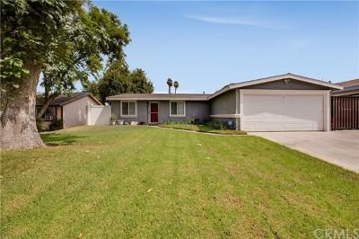 Corona Single Family Home For Sale: 3557 Briarvale Street