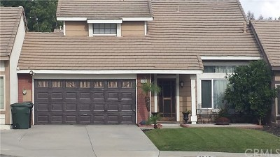 Rancho Cucamonga Single Family Home For Sale: 6913 Basswood Place