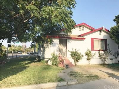 Riverside Single Family Home For Sale: 5294 Tyler Street