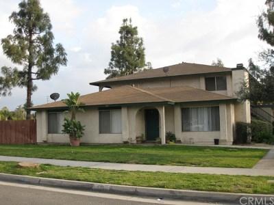 Redlands Multi Family Home For Sale: 610 E Lugonia Avenue