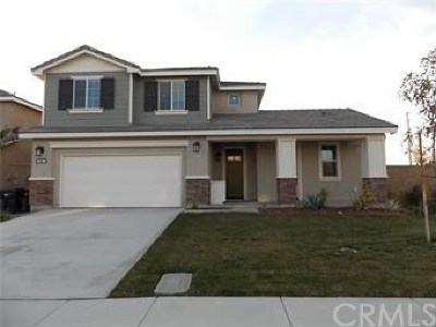 Eastvale Single Family Home For Sale: 7351 Maddox Ct