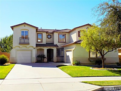 Yucaipa Single Family Home For Sale: 33147 Bayhill Road