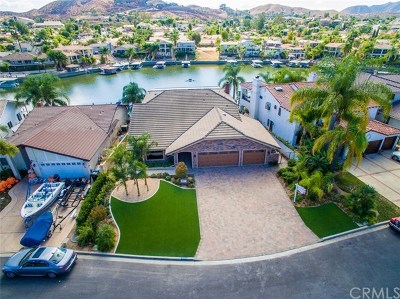 Canyon Lake Single Family Home For Sale: 30374 Point Marina Drive