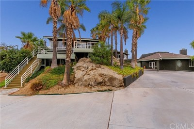 Riverside CA Single Family Home For Sale: $1,350,000