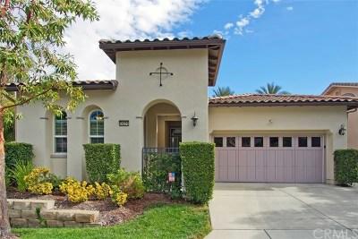 Corona Single Family Home For Sale: 24208 Augusta Drive