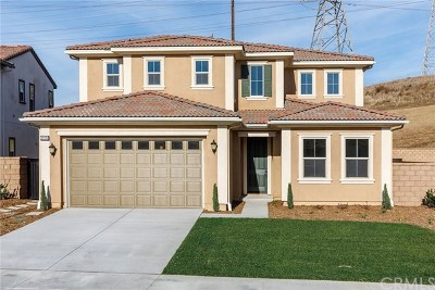 Chino Hills Single Family Home For Sale: 17172 Guarda Drive