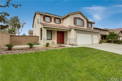 Eastvale Single Family Home For Sale: 6791 Rico Court