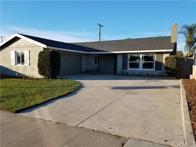 Orange Single Family Home For Sale: 2231 E Locust Avenue