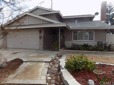 Corona CA Single Family Home For Sale: $469,000
