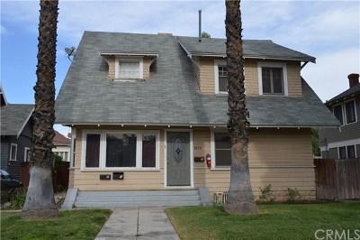 Riverside Single Family Home For Sale: 4175 University Avenue