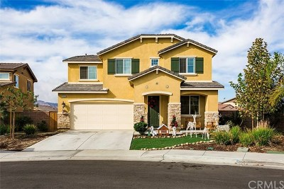 Lake Elsinore Single Family Home For Sale: 29565 Rawlings Way