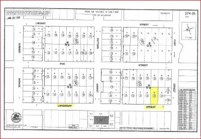 Residential Lots & Land For Sale: Langstaff Street