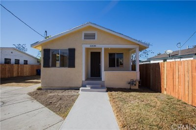 Los Angeles Single Family Home For Sale: 10339 Anzac Avenue