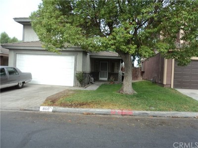 Rialto Single Family Home For Sale: 860 S Lamarr Street