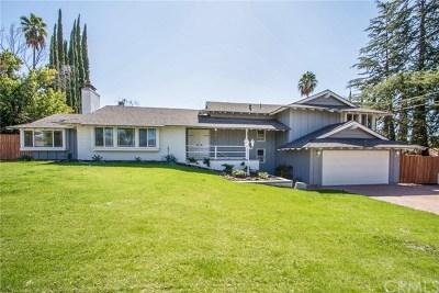 Redlands Single Family Home For Sale: 640 Golden West Drive