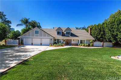 Riverside Single Family Home For Sale: 7027 Orozco Drive