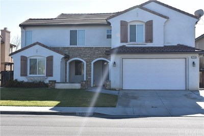 Murrieta Single Family Home For Sale: 42140 Clairissa Way