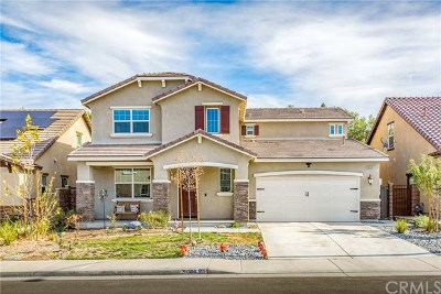 Lake Elsinore Single Family Home For Sale: 29506 Scoreboard