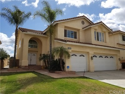Moreno Valley Single Family Home For Sale: 15740 Turnberry Street