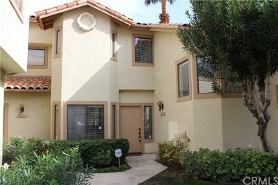 La Quinta Condo/Townhouse For Sale: 55372 Firestone