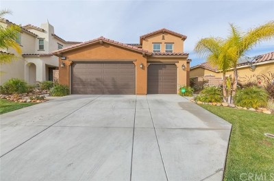 Lake Elsinore Single Family Home For Sale: 36466 Geranium Drive