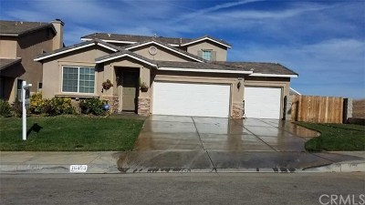 Lake Elsinore Single Family Home For Sale: 16493 Running Deer Road