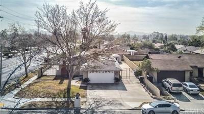 Fontana Single Family Home For Sale: 16095 San Jacinto Avenue