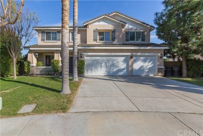 Eastvale Single Family Home For Sale: 13814 Blue Ribbon Lane