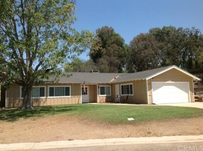 Norco Single Family Home For Sale: 1477 Hilltop Lane