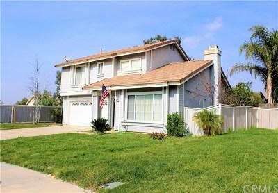Corona Single Family Home For Sale: 13400 Bobcat Drive