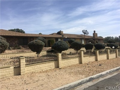 Apple Valley Multi Family Home For Sale: 15757 Tuscola Road