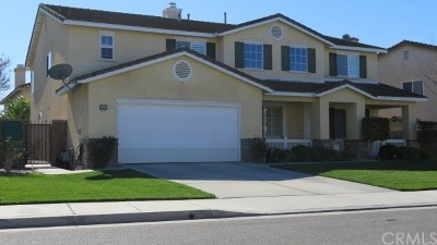 Eastvale Single Family Home For Sale: 13879 Windrose Avenue