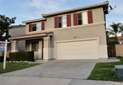 Chino Hills Single Family Home For Sale: 16749 Swift Fox Avenue