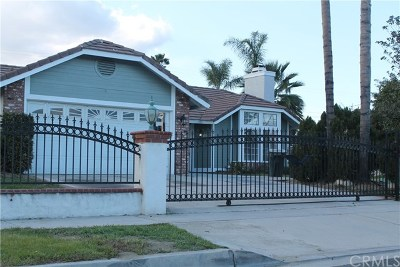 Redlands Single Family Home For Sale: 1415 Columbia Street
