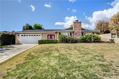 Rancho Cucamonga Single Family Home For Sale: 7520 Cerrito Rojo Drive