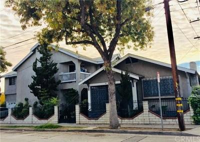 Santa Ana Single Family Home For Sale: 216 S Halladay Street