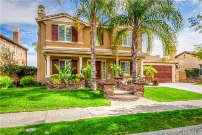 Corona Single Family Home For Sale: 22442 Amber Eve Drive