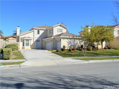Single Family Home For Sale: 15858 Dianthus Street