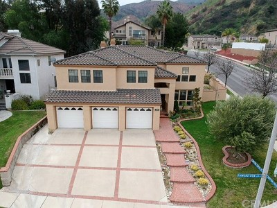Corona Single Family Home For Sale: 3240 Diamond View Street