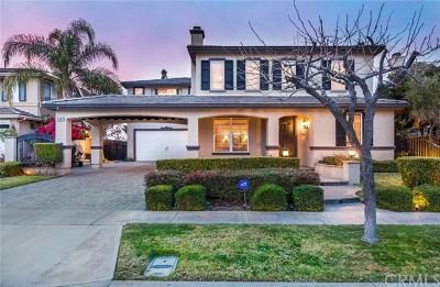Corona Single Family Home For Sale: 1007 McCall Drive