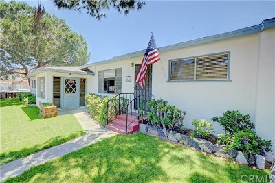 Hawthorne Single Family Home For Sale: 4760 W 123rd Street