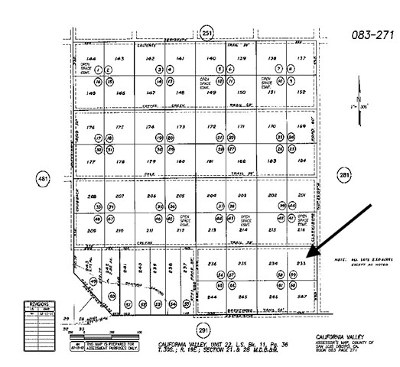 Santa Margarita Residential Lots & Land For Sale: Clarksburg Road