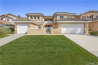 Murrieta Single Family Home For Sale: 29218 Broken Arrow Way