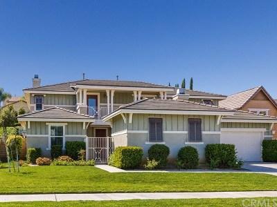 Corona Single Family Home For Sale: 3242 Stoneberry Lane