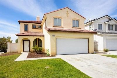 Moreno Valley Single Family Home For Sale: 15407 Barona Court