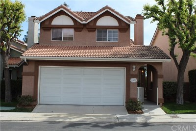 Chino Hills Single Family Home Active Under Contract: 17839 Lone Ranger Trail