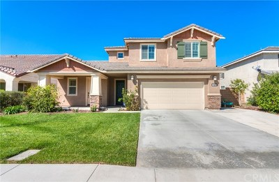 Eastvale Single Family Home For Sale: 7447 Silver Saddle Court
