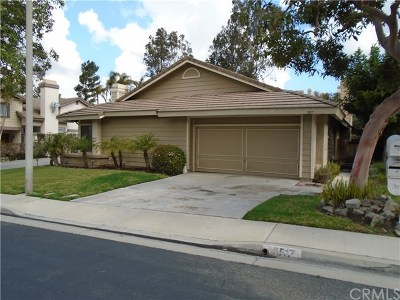 Corona Single Family Home For Sale: 3517 Sweetwater Circle